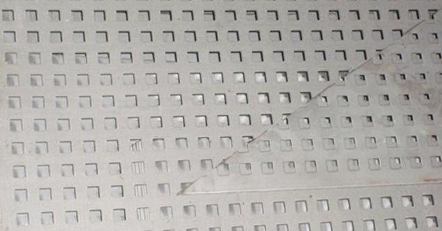 Chapas Perforadas