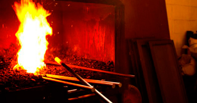 Fabricacion Piezas De Forja