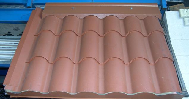 Chapas de cerramiento hierros etxebarria - Tipos de teja ...